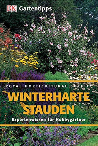 9783831008278: RHS-Gartentipps Winterharte Stauden