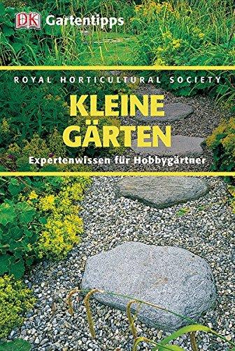 9783831008339: RHS-Gartentipps: Kleine Gärten