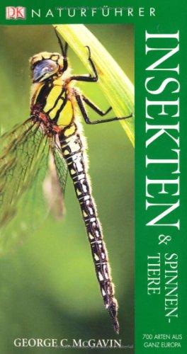 9783831008438: DK Naturführer Insekten und Spinnentiere