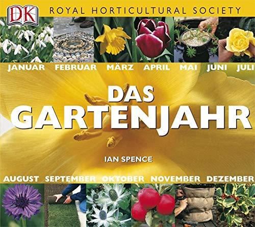 9783831009909: Das Gartenjahr: Royal Horticultural Society
