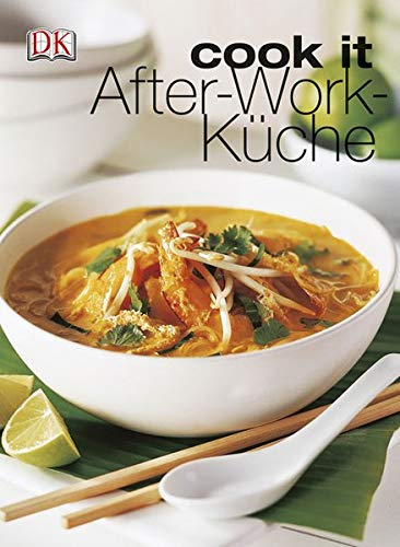 9783831011339: cook it. After-Work-Küche