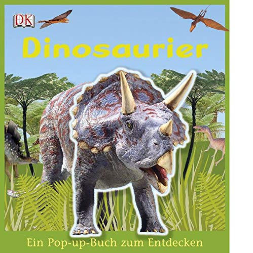 9783831011582: Dinosaurier: Ein Pop-up-Buch zum Entdecken