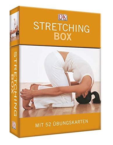 9783831011919: Stretching-Box: Mit 52 Übungskarten