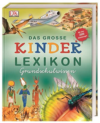9783831013296: Das große Kinderlexikon Grundschulwissen