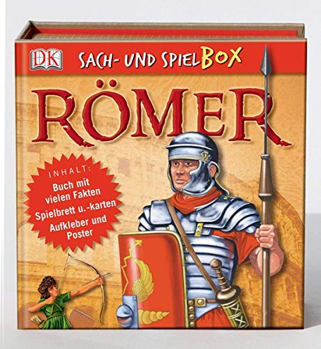 9783831013333: Römer. Sach- und Spielbox