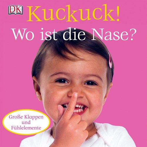9783831014781: Kuckuck! Wo ist die Nase?