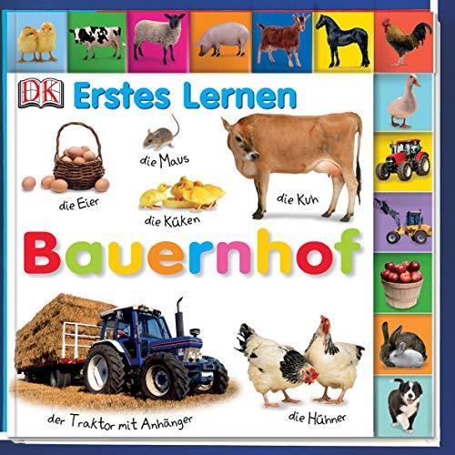 9783831016082: Erstes Lernen. Bauernhof