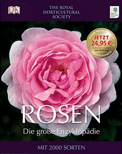 9783831017348: RHS Rosen - Die große Enzyklopädie