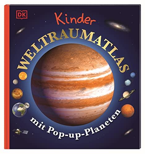 9783831017683: Kinder-Weltraumatlas mit Pop-up-Planeten