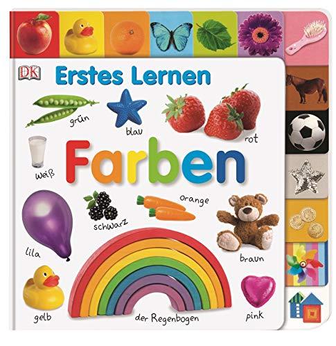 9783831017737: Erstes Lernen Farben