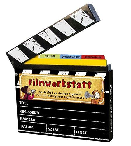 9783831018093: Filmwerkstatt. So drehst du deinen eigenen Film mit Handy oder Digitalkamera.