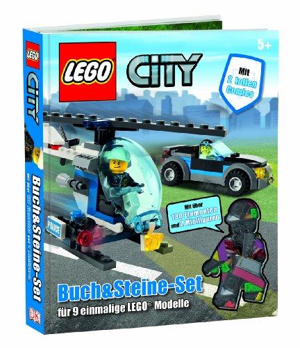 9783831019236: LEGO City Buch & Steine-Set: für 9 einmalige LEGO Modelle