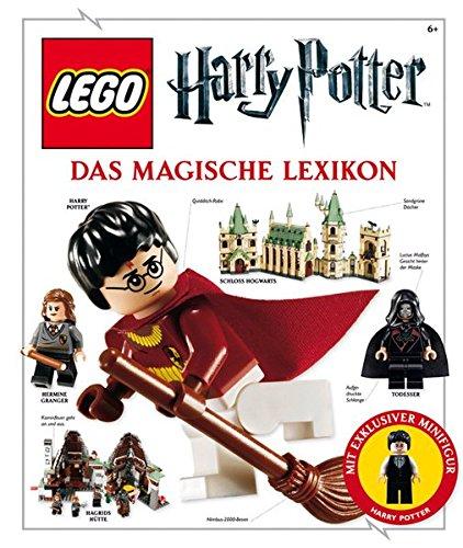 9783831019281: LEGO® Harry Potter(TM) Das magische Lexikon. Mit exklusiver Minifigur.
