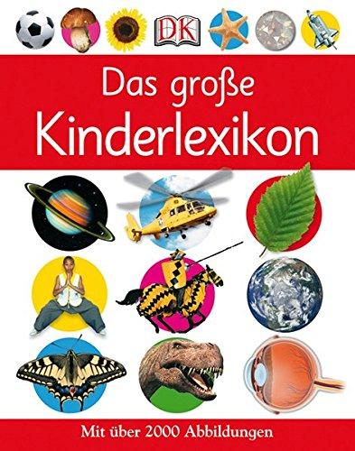 9783831019403: Das große Kinderlexikon: Mit uber 2000 Abbildungen