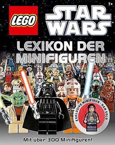 9783831020386: LEGO Star Wars Lexikon der Minifiguren: Mit über 300 Minifiguren!