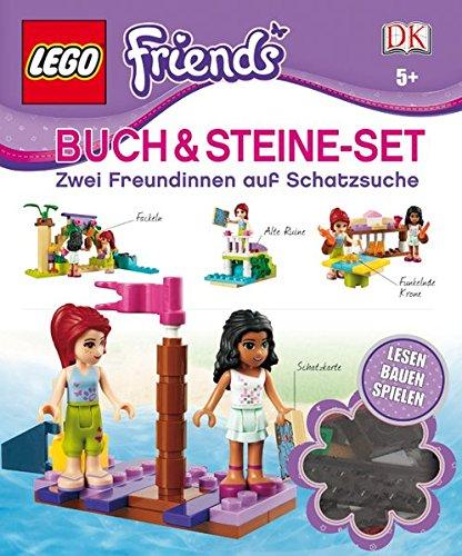 9783831020416: LEGO Friends Buch & Steine-Set