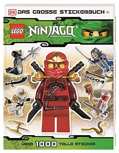 9783831020621: LEGO Ninjago Das große Stickerbuch