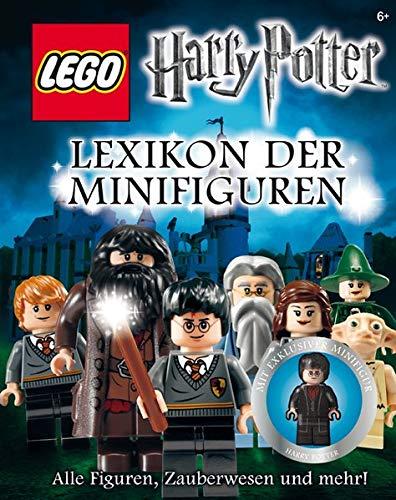 9783831021826: LEGO Harry Potter Lexikon der Minifiguren: Alle Figuren, Zauberwesen und mehr!