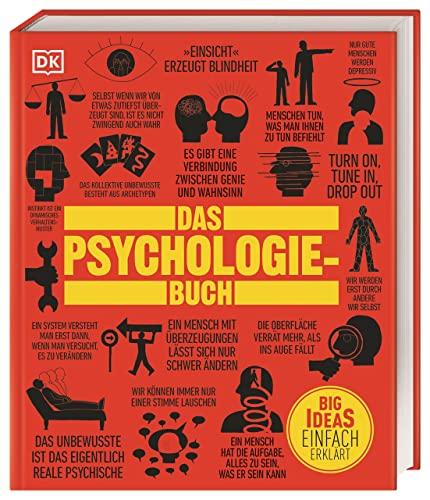 9783831022090: Das Psychologie-Buch: Wichtige Theorien einfach erklärt