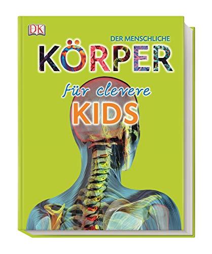 9783831022892: Der menschliche Körper für clevere Kids