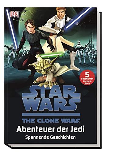 9783831023592: Star Wars(TM) The Clone Wars(TM) Abenteuer der Jedi: Spannende Geschichten