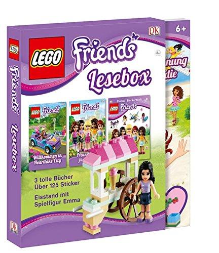 LEGO Friends Lesebox (Hardback)