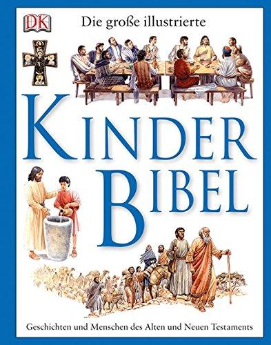 9783831024162: Die große illustrierte Kinderbibel