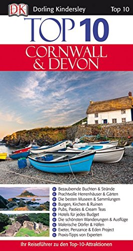 9783831024582: Top 10 Cornwall & Devon