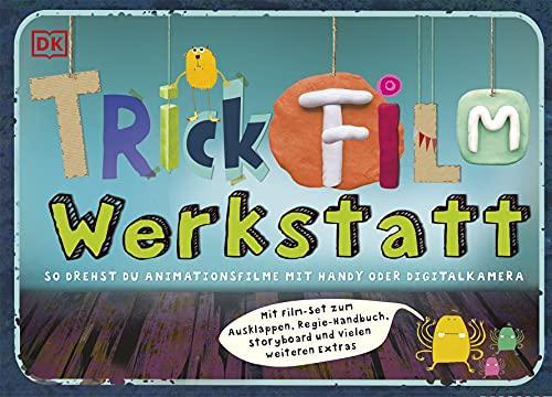 Trick-Film-Werkstatt. Handbuch.: Helen Piercy