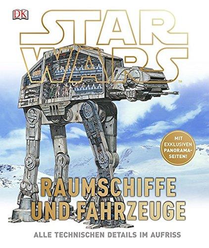 9783831024810: STAR WARS(TM) Raumschiffe und Fahrzeuge
