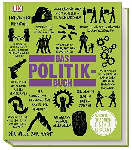 9783831025282: Das Politikbuch: Wichtige Theorien einfach erklärt