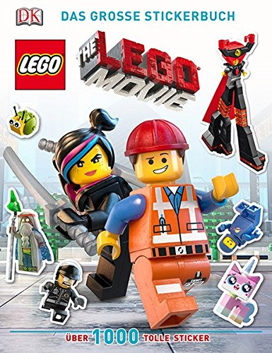 9783831025619: The LEGO® Movie Das große Stickerbuch