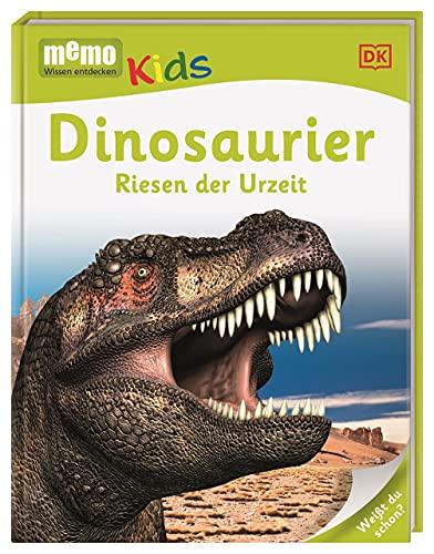 9783831025909: memo Kids. Dinosaurier: Riesen der Urzeit