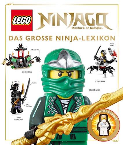 9783831027231: LEGO® Ninjago Das große Ninja-Lexikon