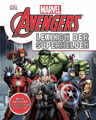 Marvel Avengers(TM) Lexikon der Superhelden