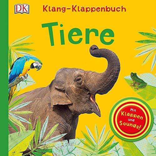 Klang-Klappenbuch Tiere