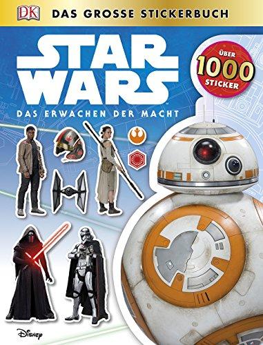 9783831028801: Star Wars(TM) Das Erwachen der Macht. Das große Stickerbuch