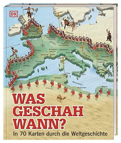 9783831029150 - Was geschah wann?: In 70 Karten durch die Weltgeschichte - Buch