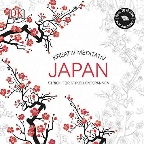 Kreativ meditativ Japan: Strich für Strich entspannen