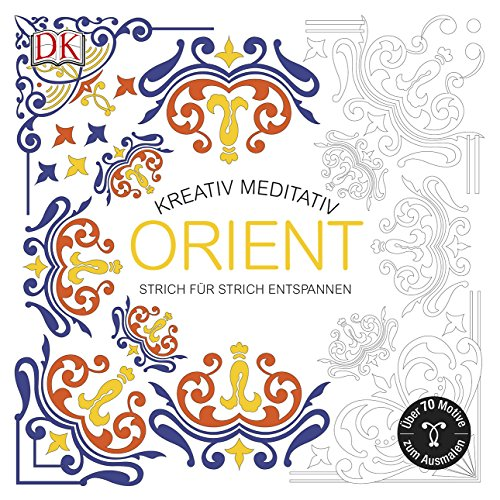 9783831030545: Kreativ meditativ Orient