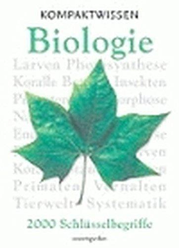 9783831090259: Kompaktwissen. Biologie: 2000 Schlüsselbegriffe