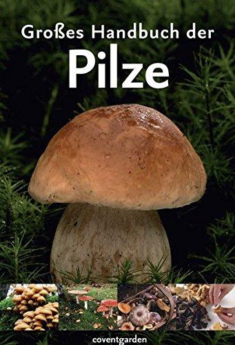 9783831090648: Großes Handbuch der Pilze
