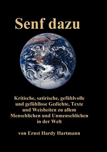 9783831102389: Senf dazu (German Edition)