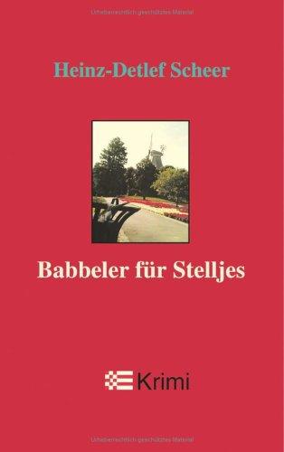 9783831106240: Babbeler für Stelljes