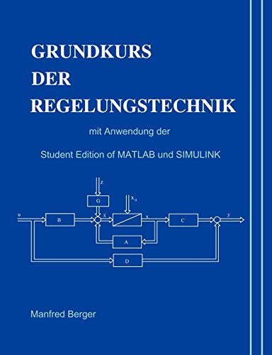 9783831108473: Grundkurs der Regelungstechnik (German Edition)