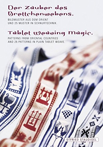9783831113132: Der Zauber des Brettchenwebens / Tablet Weaving Magic