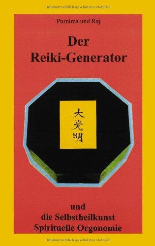 9783831113507: Der Reiki-Generator.
