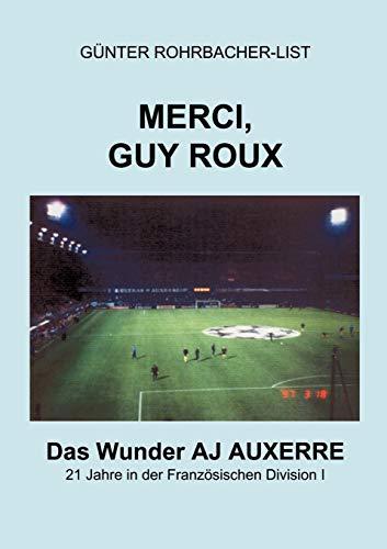 9783831115815: Merci, Guy Roux (German Edition)