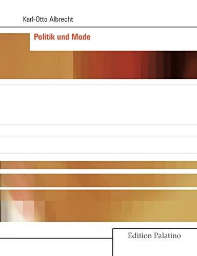 9783831118045: Politik und Mode