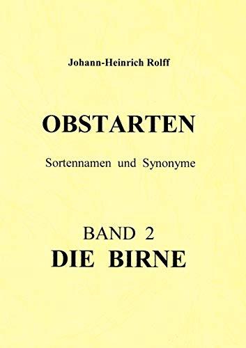 9783831118120: Obstarten Sortennamen und Synonyme (German Edition)
